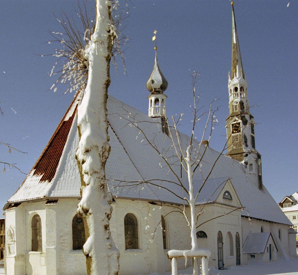 St. Jürgen im Winter
