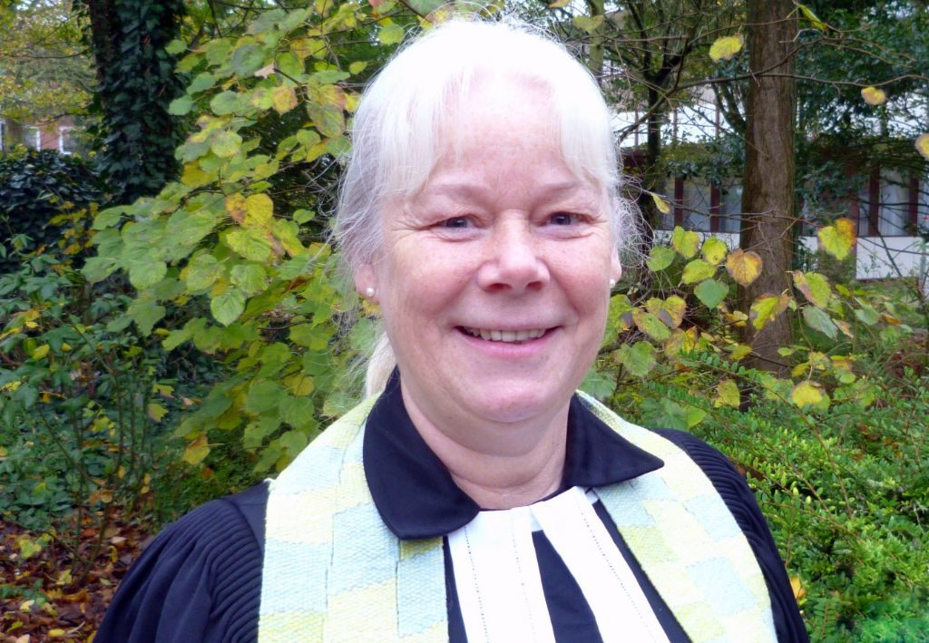 Kontakt Pastorin Astrid Buchin