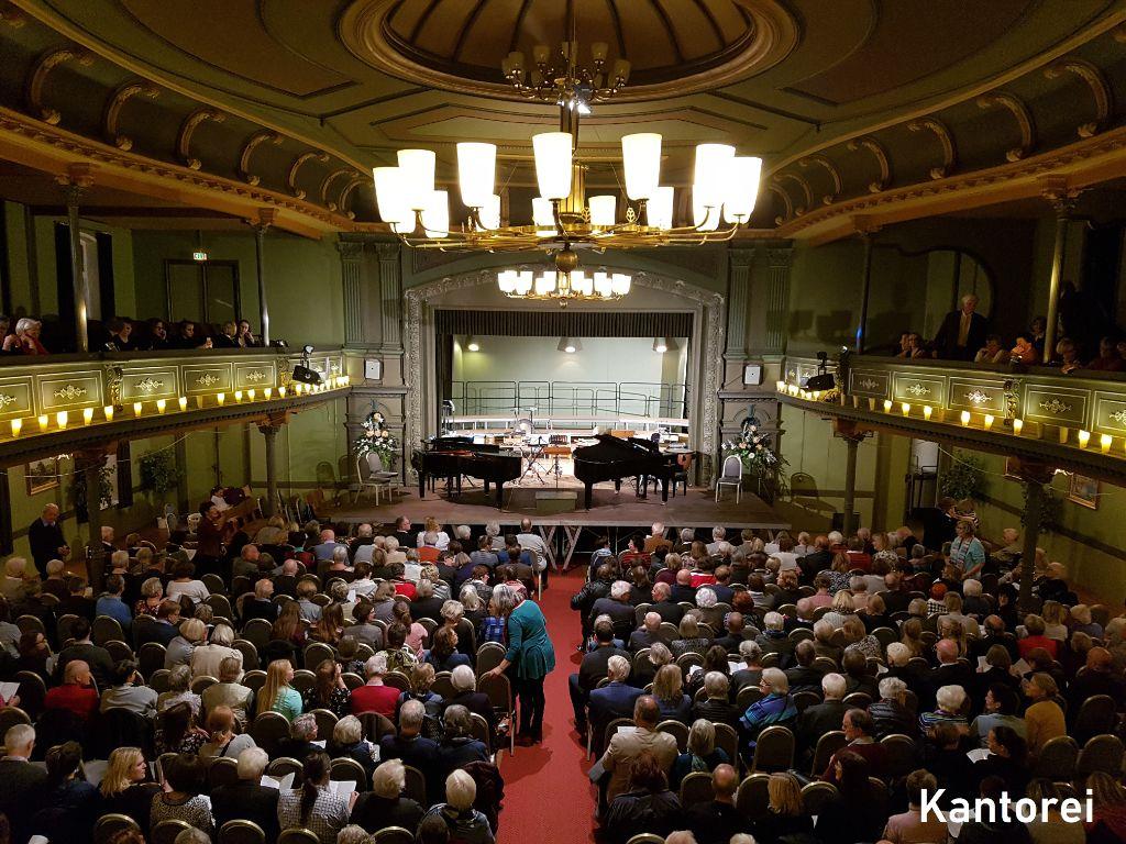 Bild des Konzerts der Heider Kantorei - Kirchenmusik in Heide
