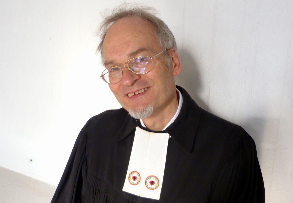Kontakt Pastor Jens Cahnbley