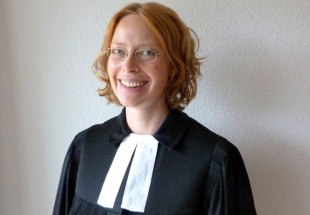 Kontakt Pastorin Luise Jarck-Albers