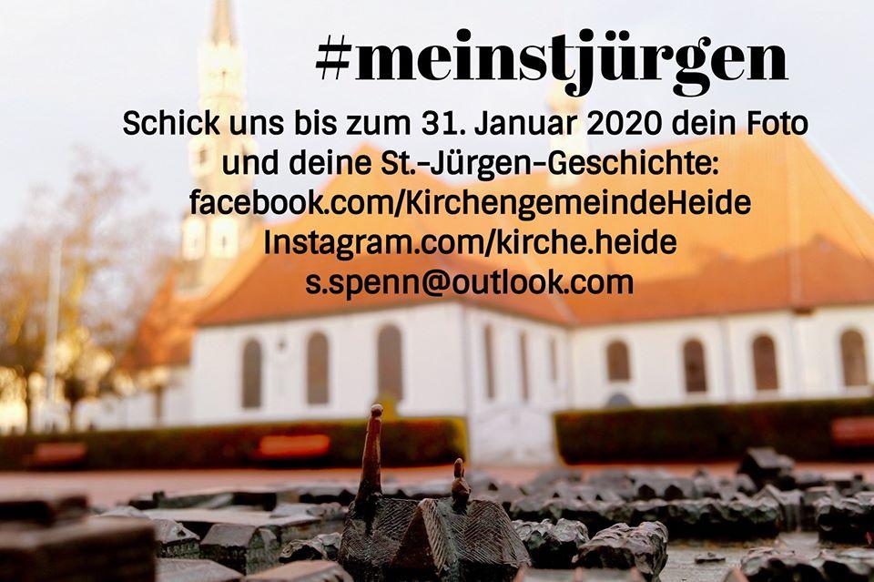 #meinstjürgen – Bilder und Geschichten rund um unsere schöne Kirche