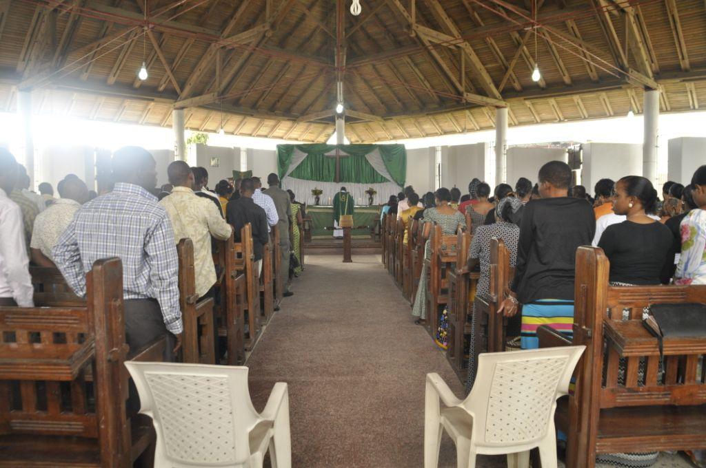 Partnerschaftsgottesdienst Sansibar