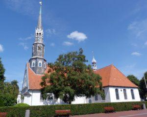 Bild der St. Jürgen Kirche Heide