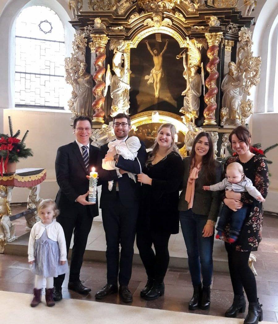 Taufe in St. Jürgen