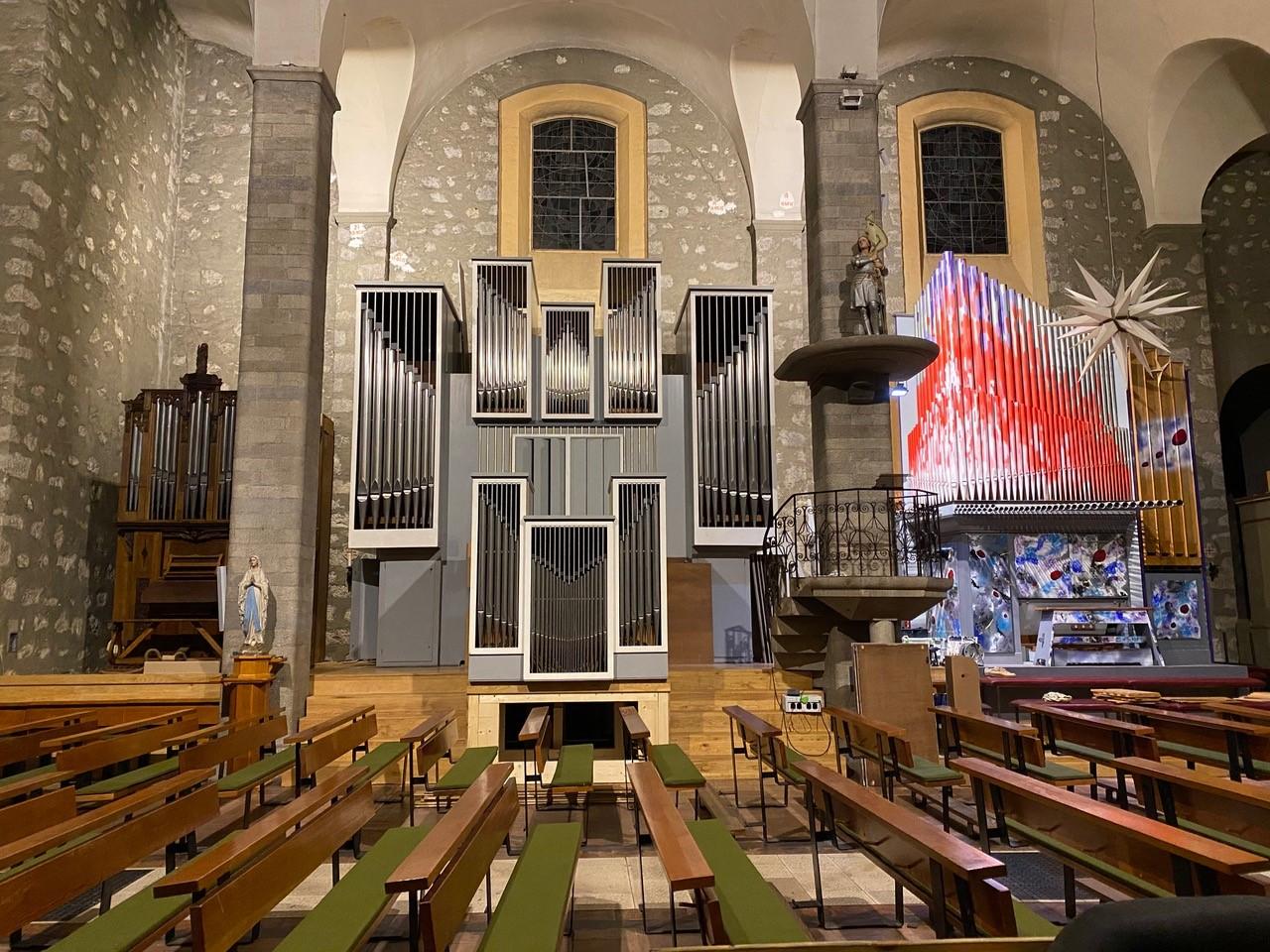 Orgel in Nizza