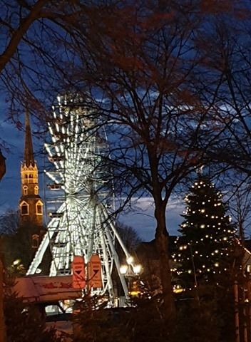St Jürgen am Heider Weihnachtsmarkt