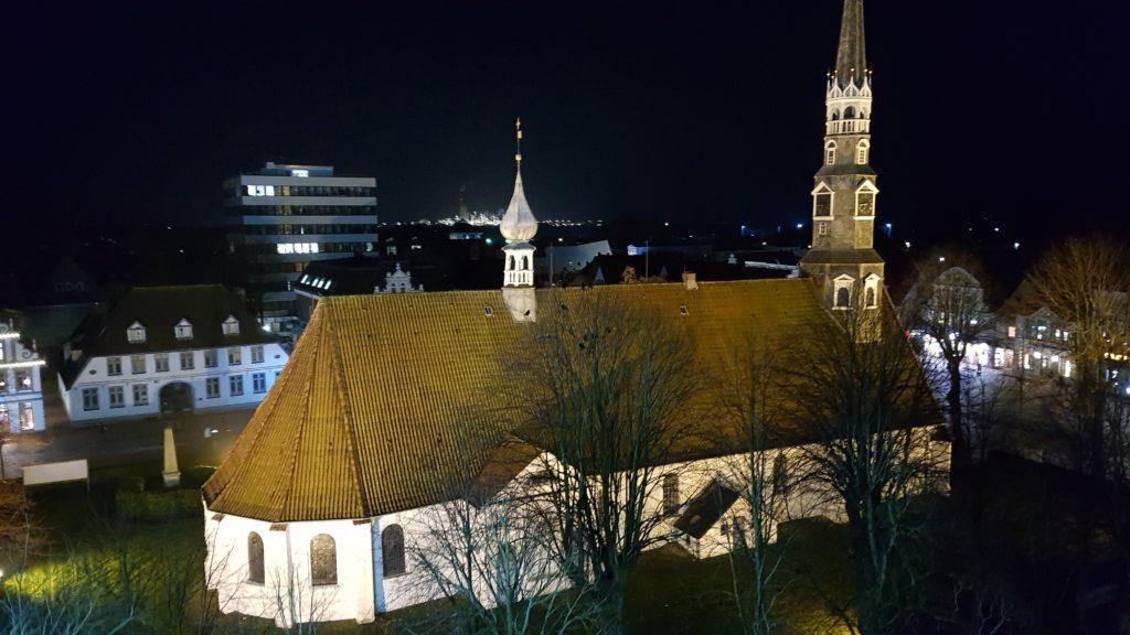 St Jürgen bei Nacht